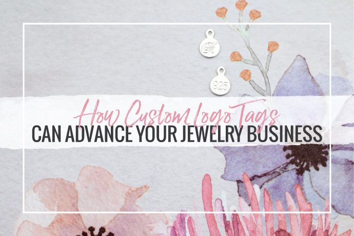 Custom logo tags are an easy and affordable way to advance your jewelry business. Read on to see how adding logo tags can help your business.