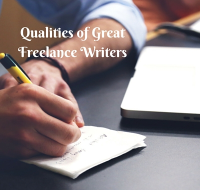 10 Signs You're Working With Awesome Freelance Writers