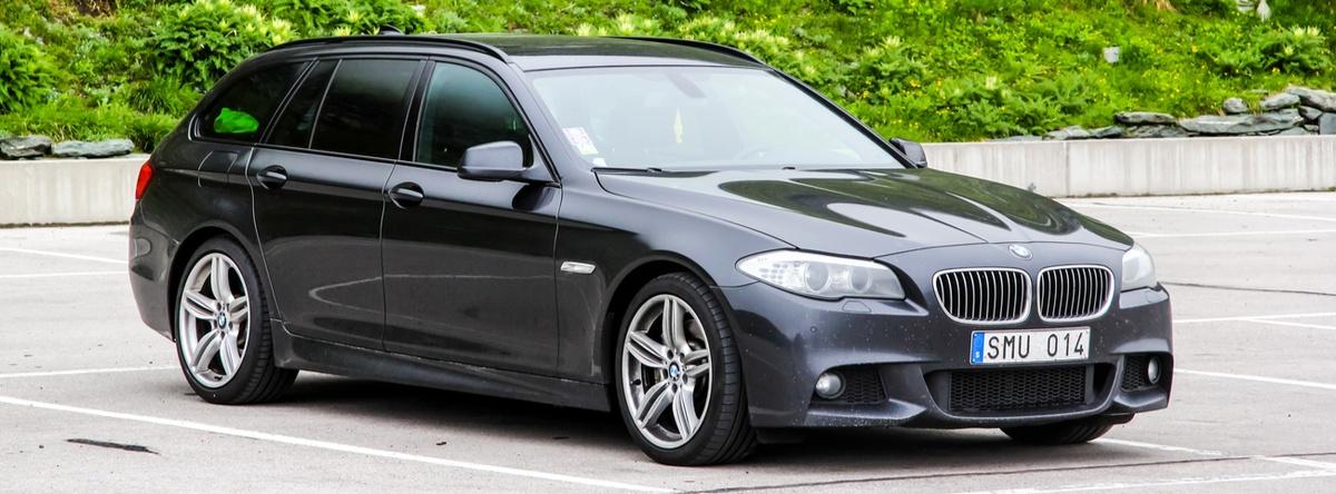 BMW Serie 5 2014: características, precio y atributos