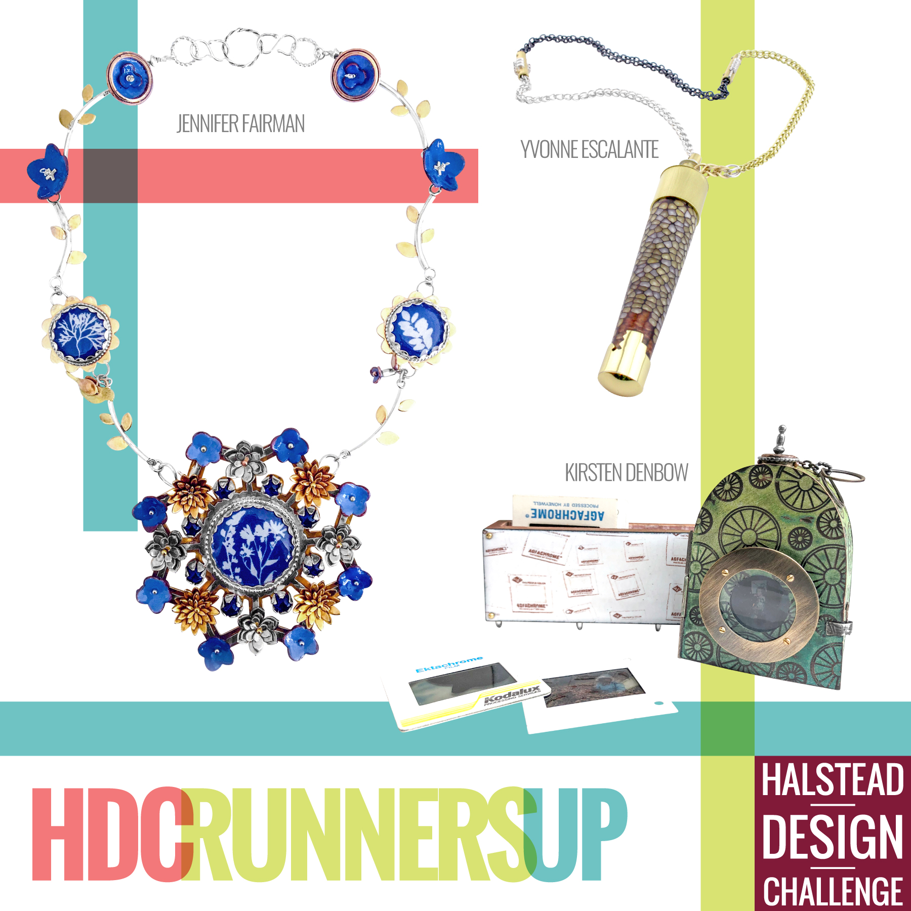 HDC 2020 Runners Up: Jennifer Fairman, Yvonne Escalante, Kirsten Denbow