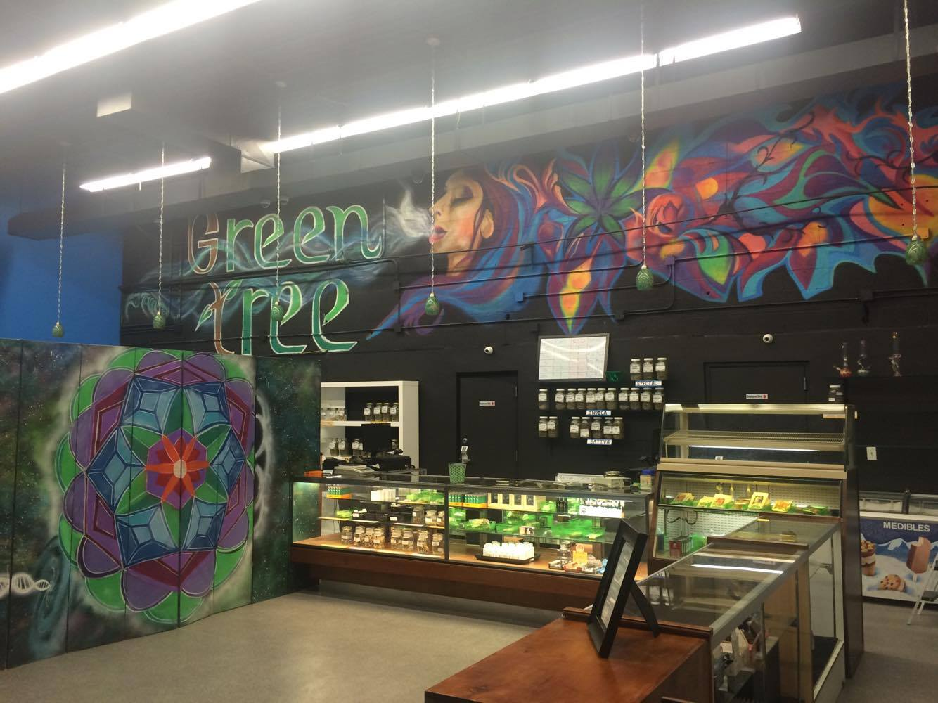 Get to know Colorado's local cannabis industry with an inside look at local dispensary, Green Tree Medicinals.
