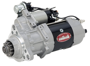 Delco Remy Heavy Duty Truck Starters and Alternators