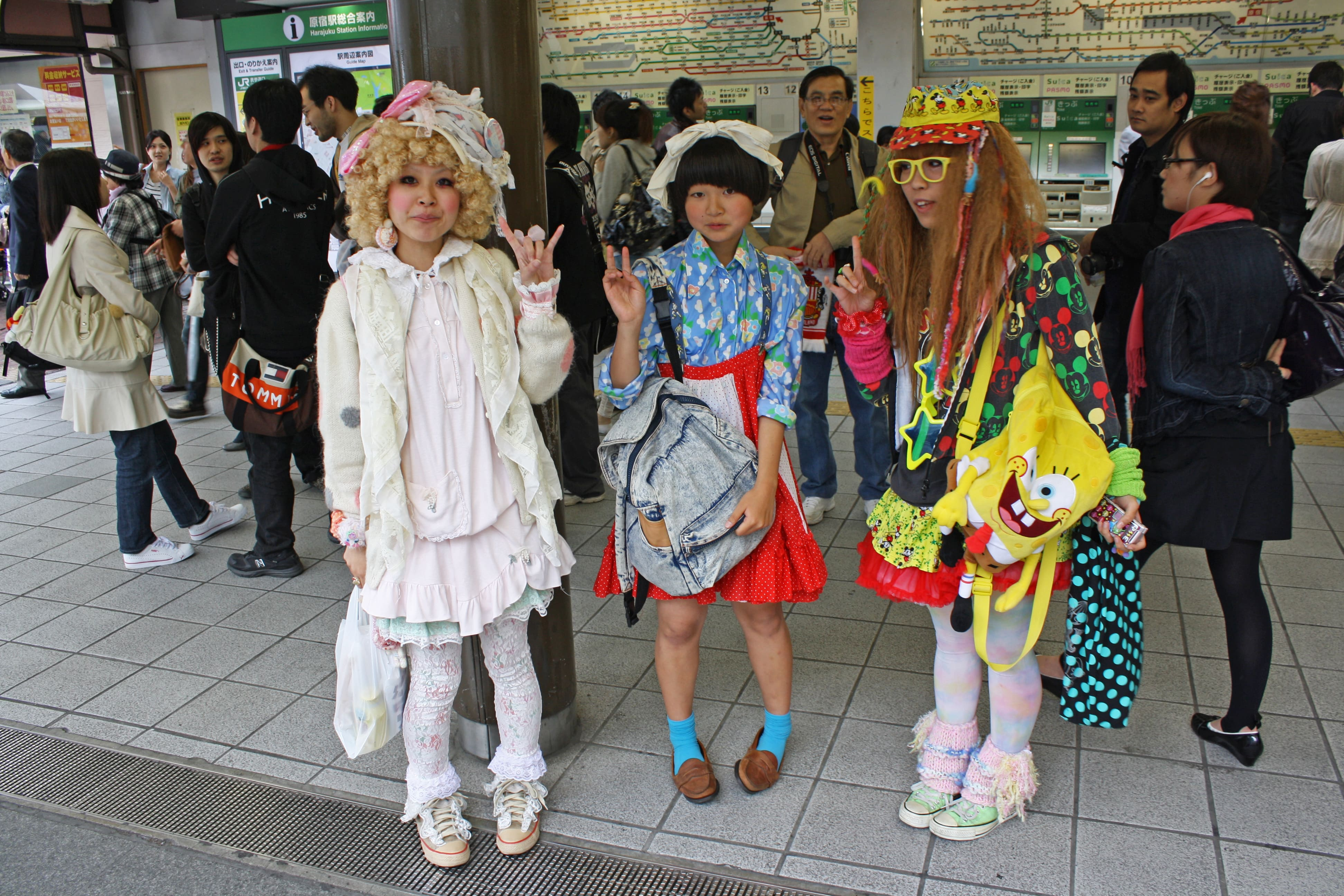 Harajuku's Takeshita Dori is one of the best Tokyo sightseeing spots