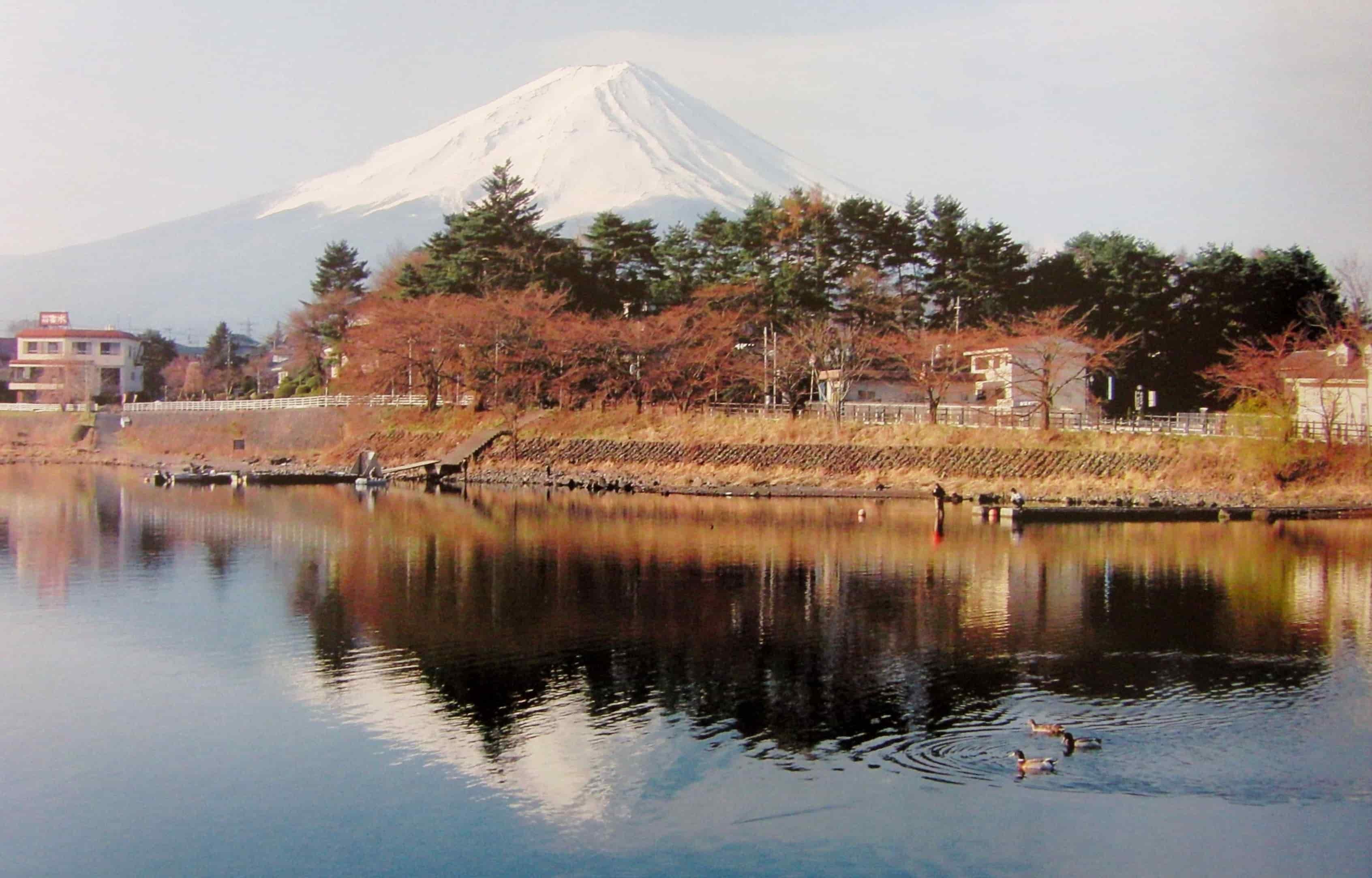fuji hakone izu national park where to go japan