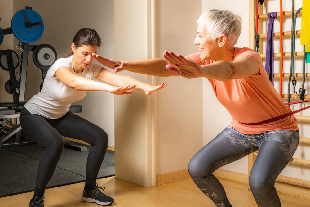 physical therapy month exercises - 2