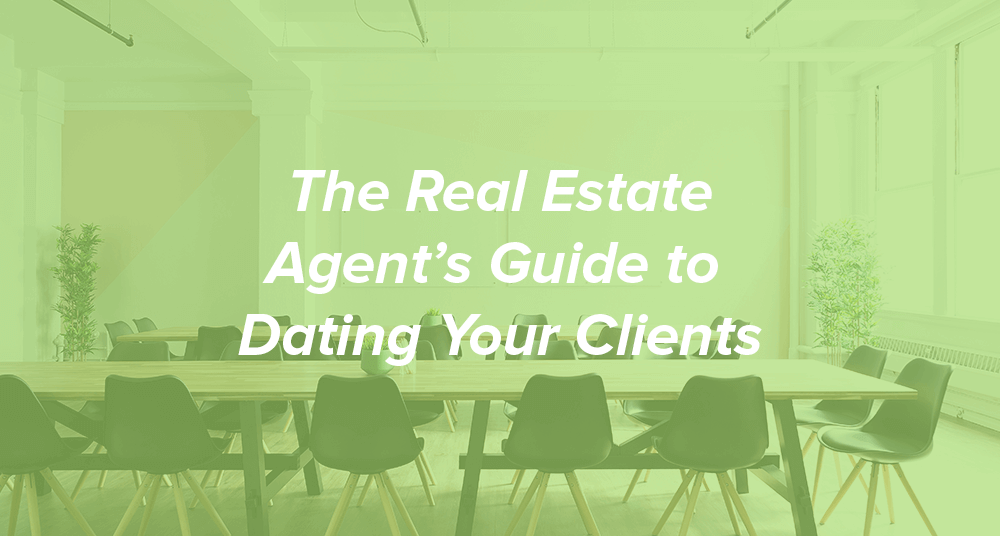 dating real estate agent