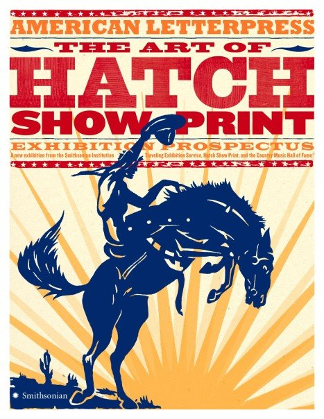 Hatch Show Print Custom Framing in Nashville, TN