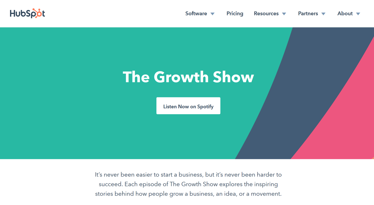 hubspot growth show podcast