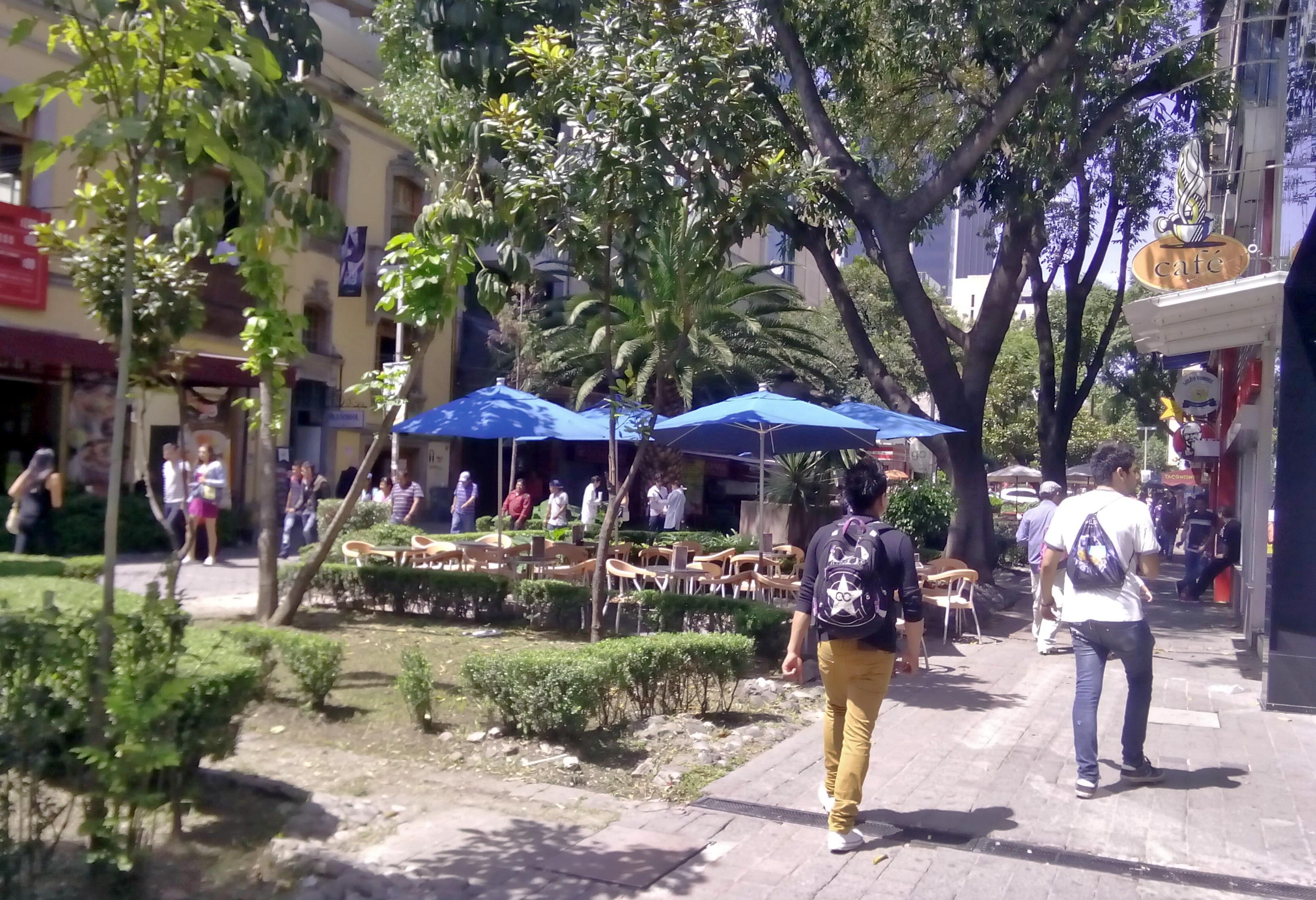 Zona Rosa Best Neighborhoods in Mexico City