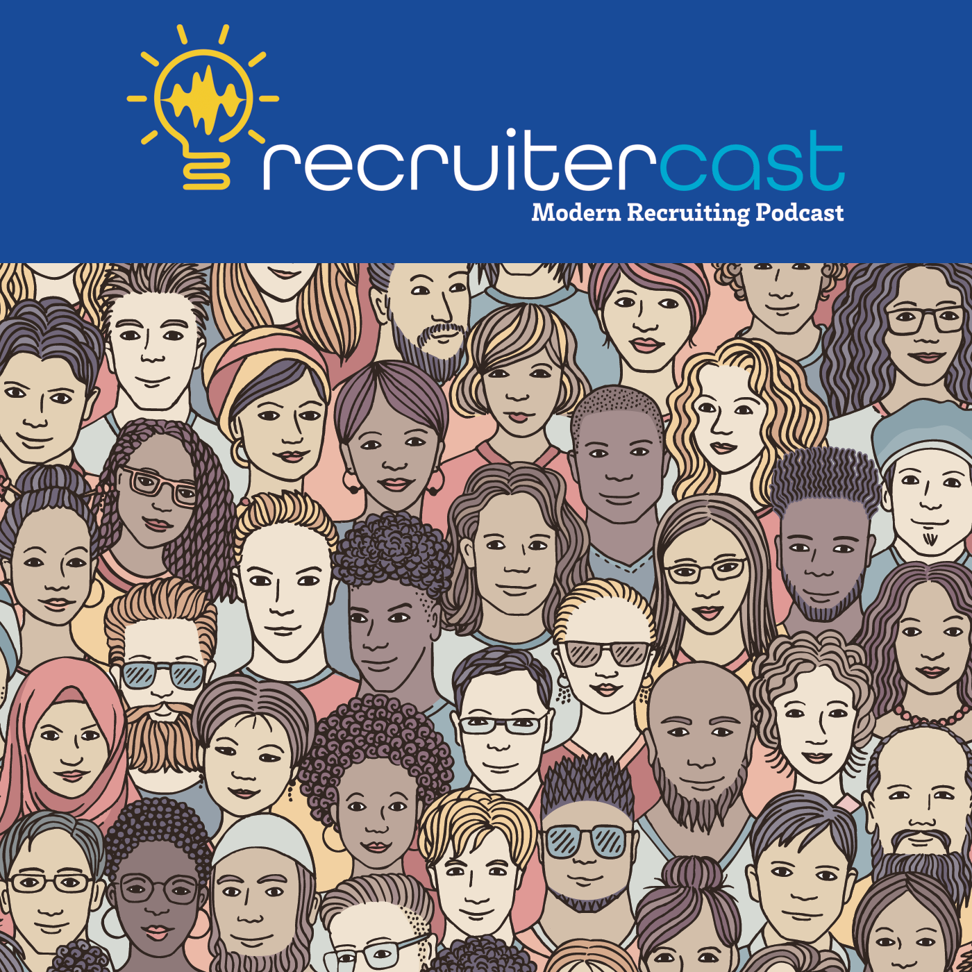 Introducing RecruiterCast Podcast