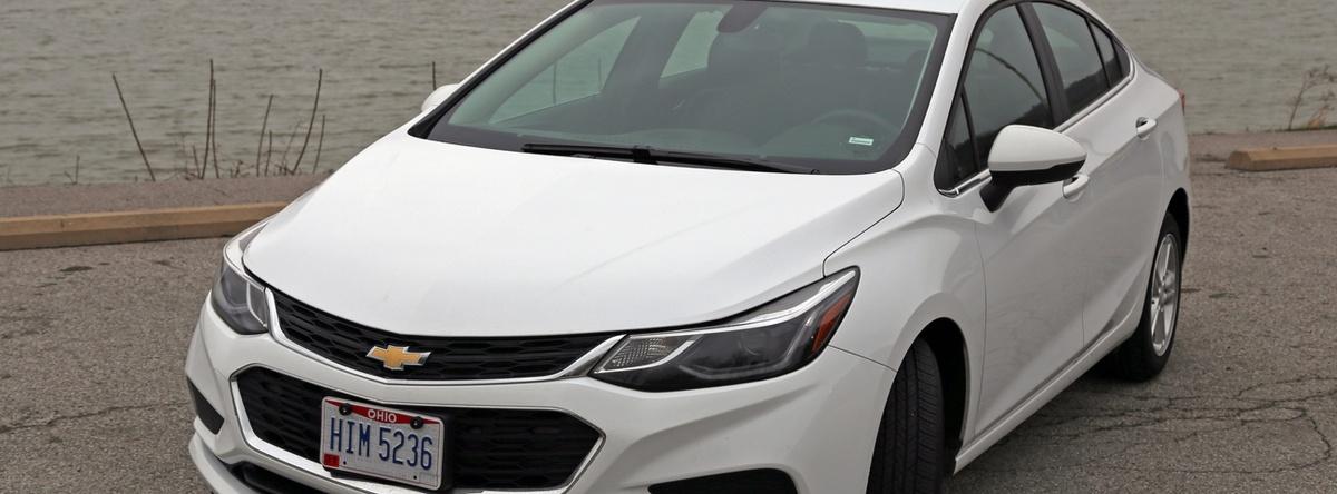 Chevrolet Cruze 2018 | Todo sobre sus características, precio y atributos