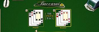 Springbok Casino Baccarat