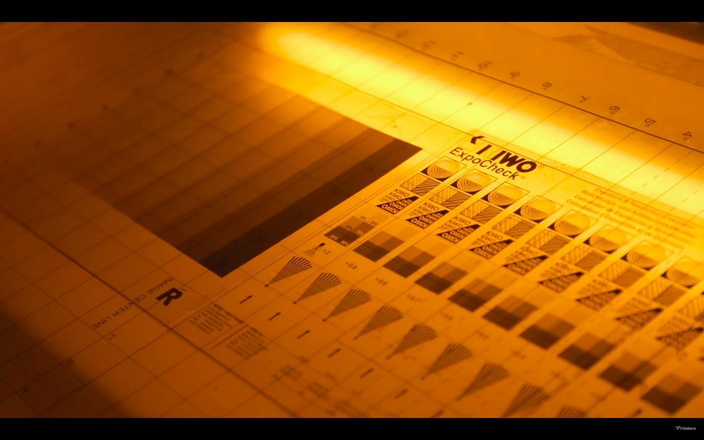 KIWO's exposure calculator (showing both transparencies).