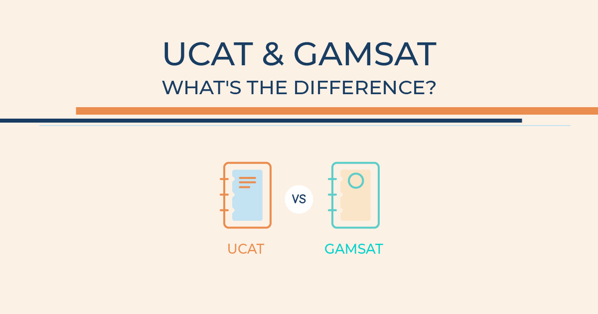 GAMSAT or UCAT: What is the difference? featured image