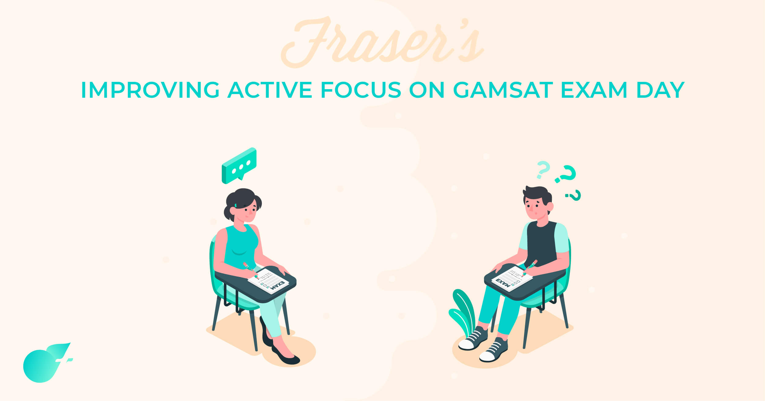 Improving Active Focus on GAMSAT Exam Day featured image