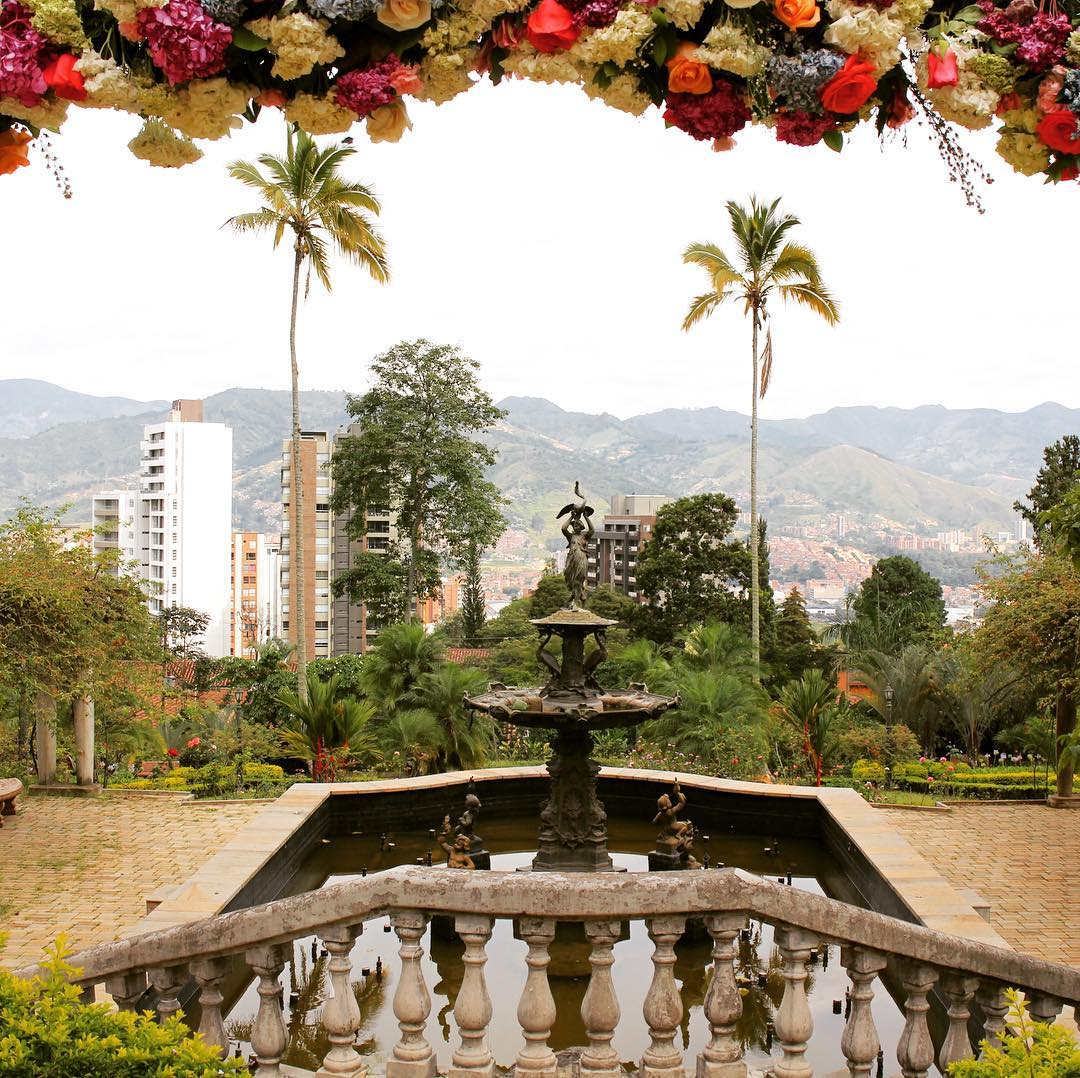 lodging during Medellin Flower Festival Colombia