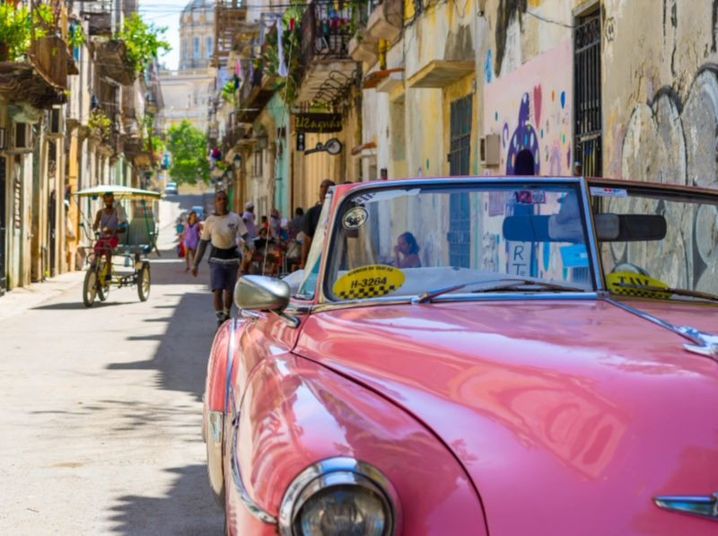 Create Your Support the Cuban People Itinerary
