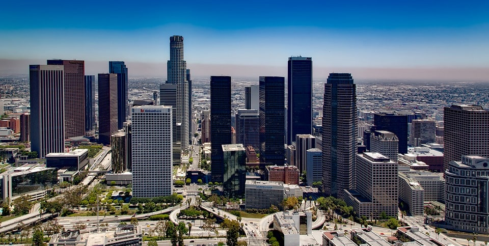 Where to stay in LA? DTLA is the center of everything