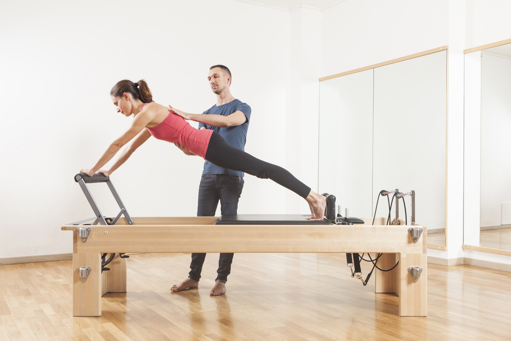 pilates physical therapy exercises