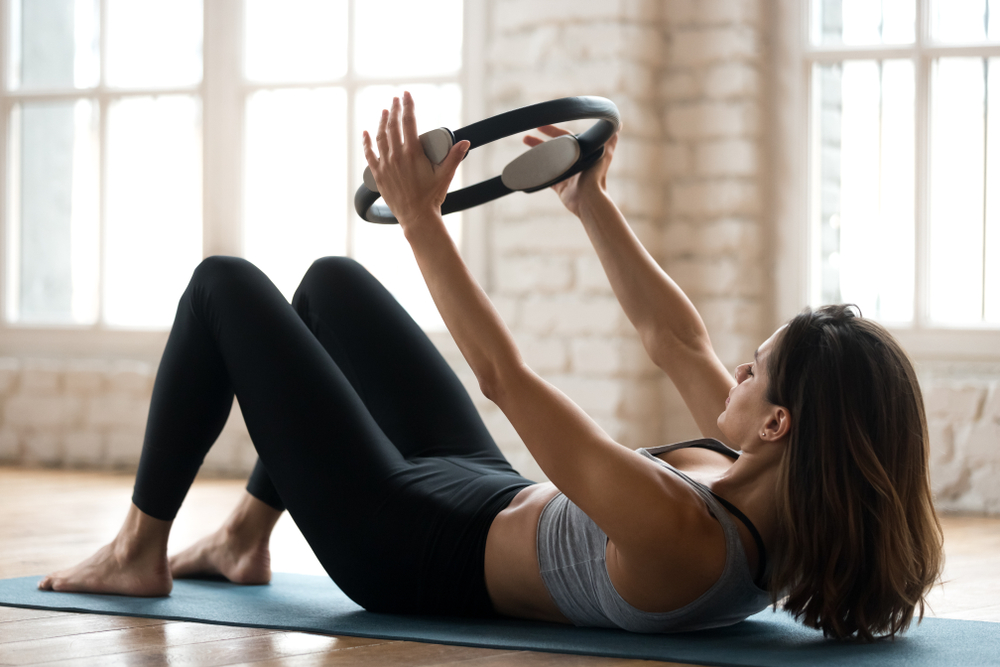 pilates for rehabilitation - exercises