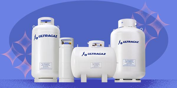 Portal autoatendimento Ultragaz para lojas e condomínios