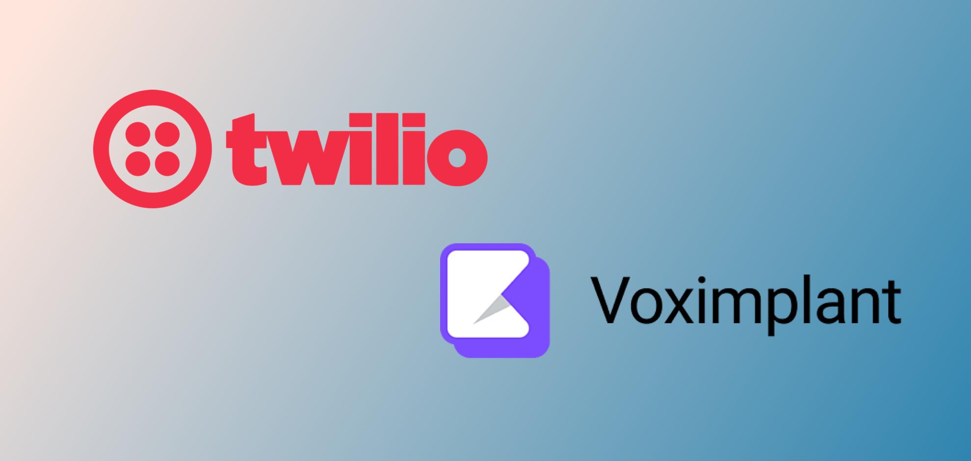 Twilio Voice vs Voximplant