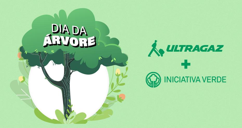 Ultragaz + Iniciativa Verde
