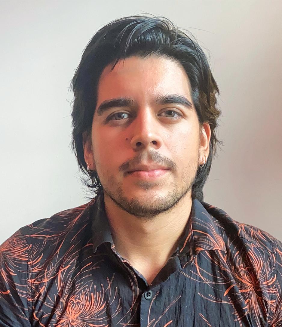 Javier Aguilar, Software Development Apprentice