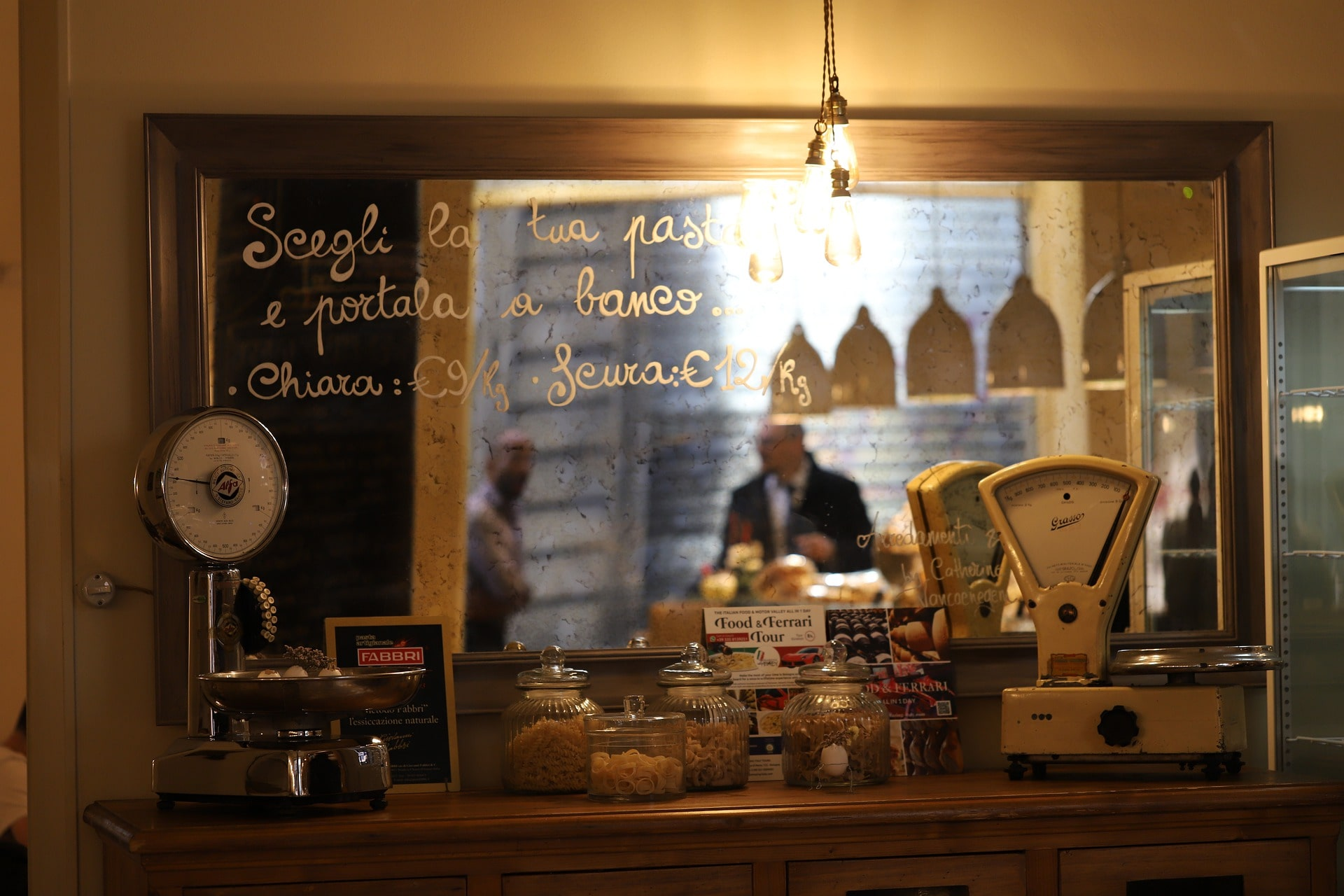 Where to stay in Italy for great food? Bologna!