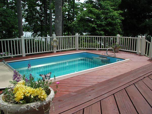 The Gretton's Endless Pool swimming machine in Greensboro, North Carolina