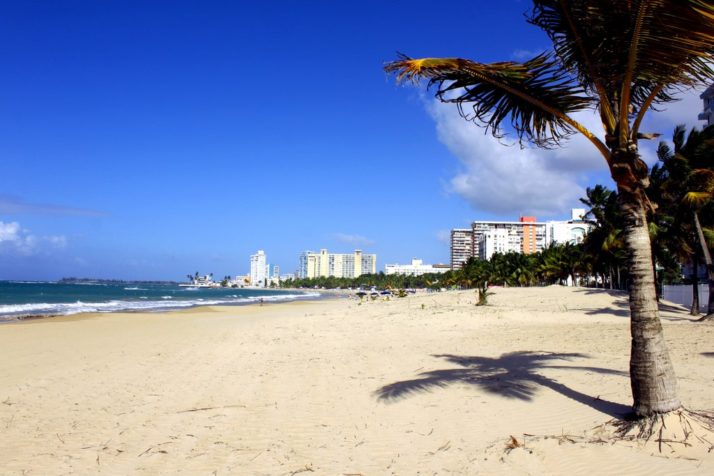Isla Verde is where to stay in Puerto Rico