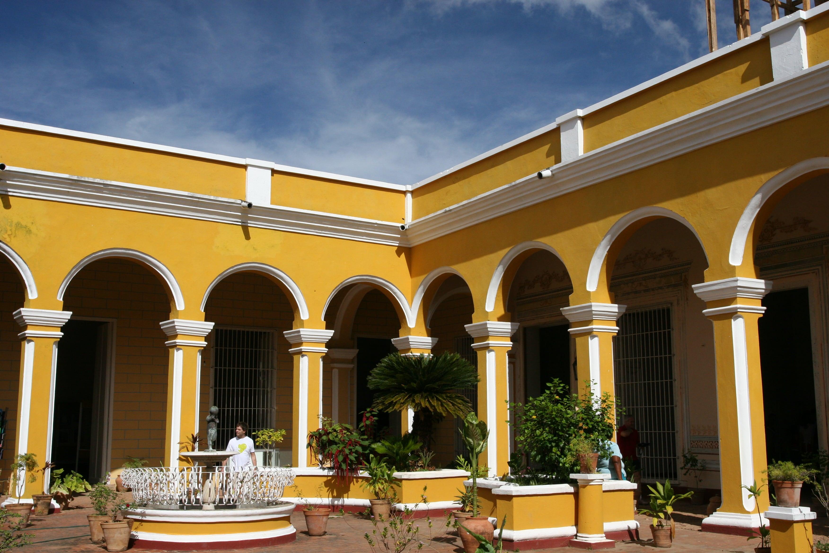 museo historico municipal trinidad cuba