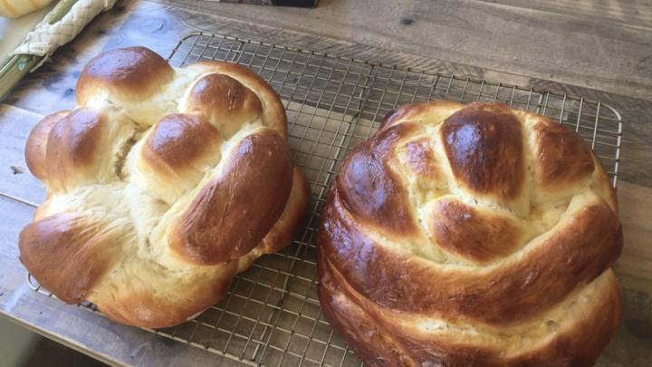 Shabbat Dinner Bread