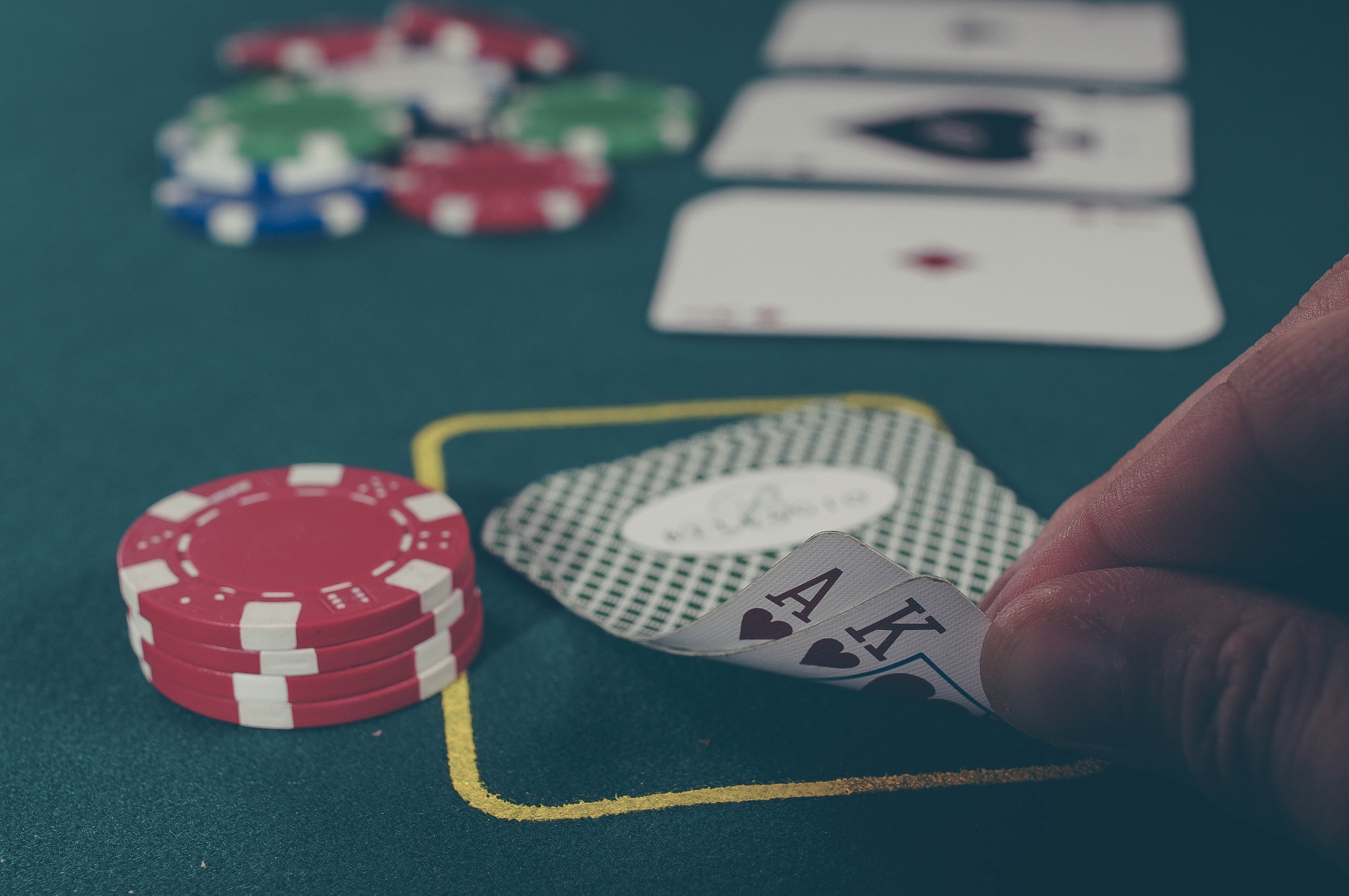 Gambling is legal in Puerto Rico, which is why Puerto Rico casinos can exist!