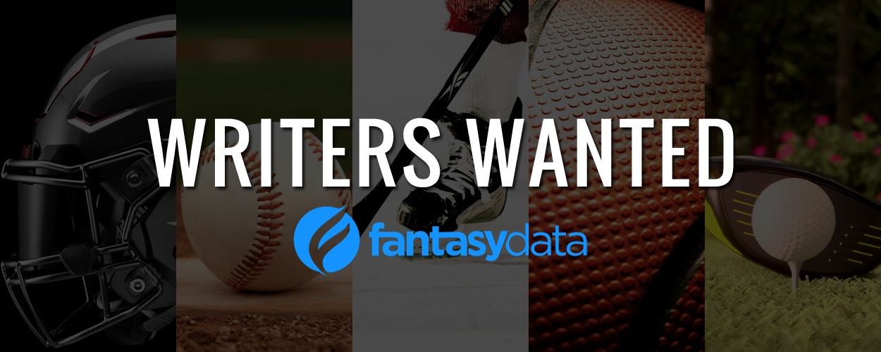 Fantasy Football Writers Wanted