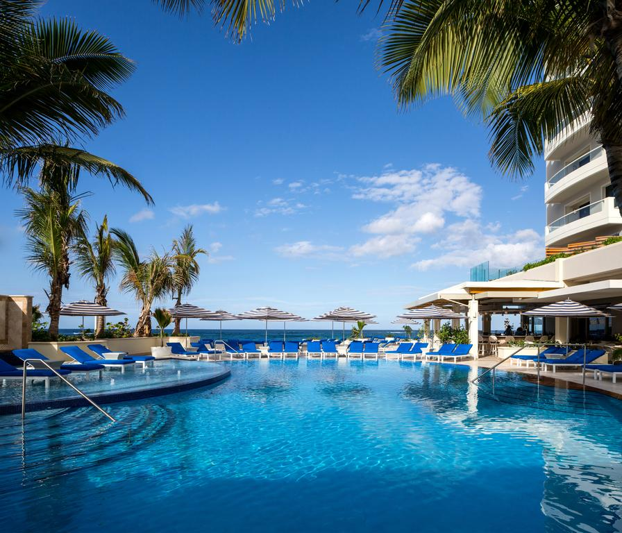 Condado Vanderbilt Hotel  is one of the many amazing San Juan Puerto Rico resorts