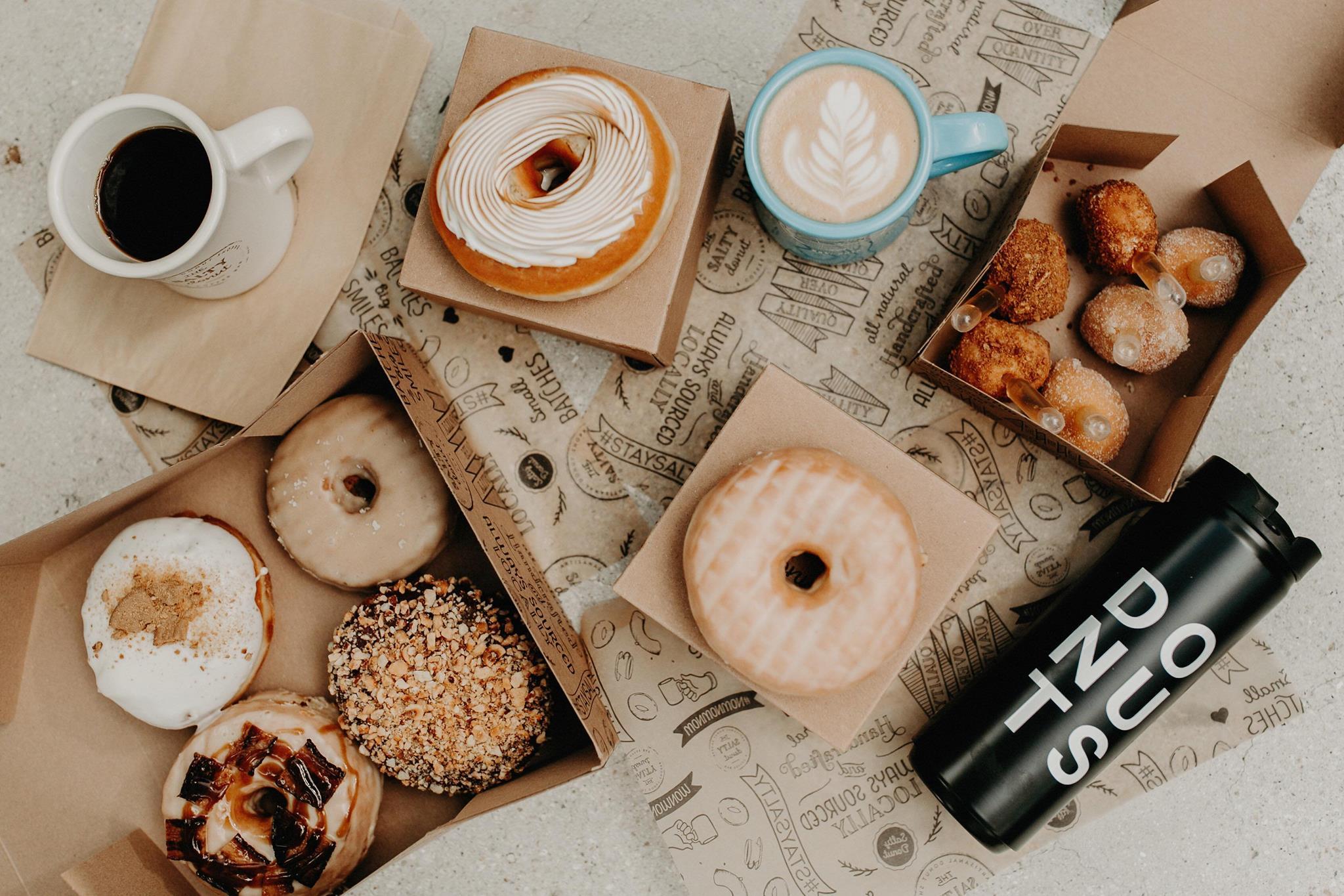 Image of Open Doors: Salty Donut & Coffee Bar in Miami