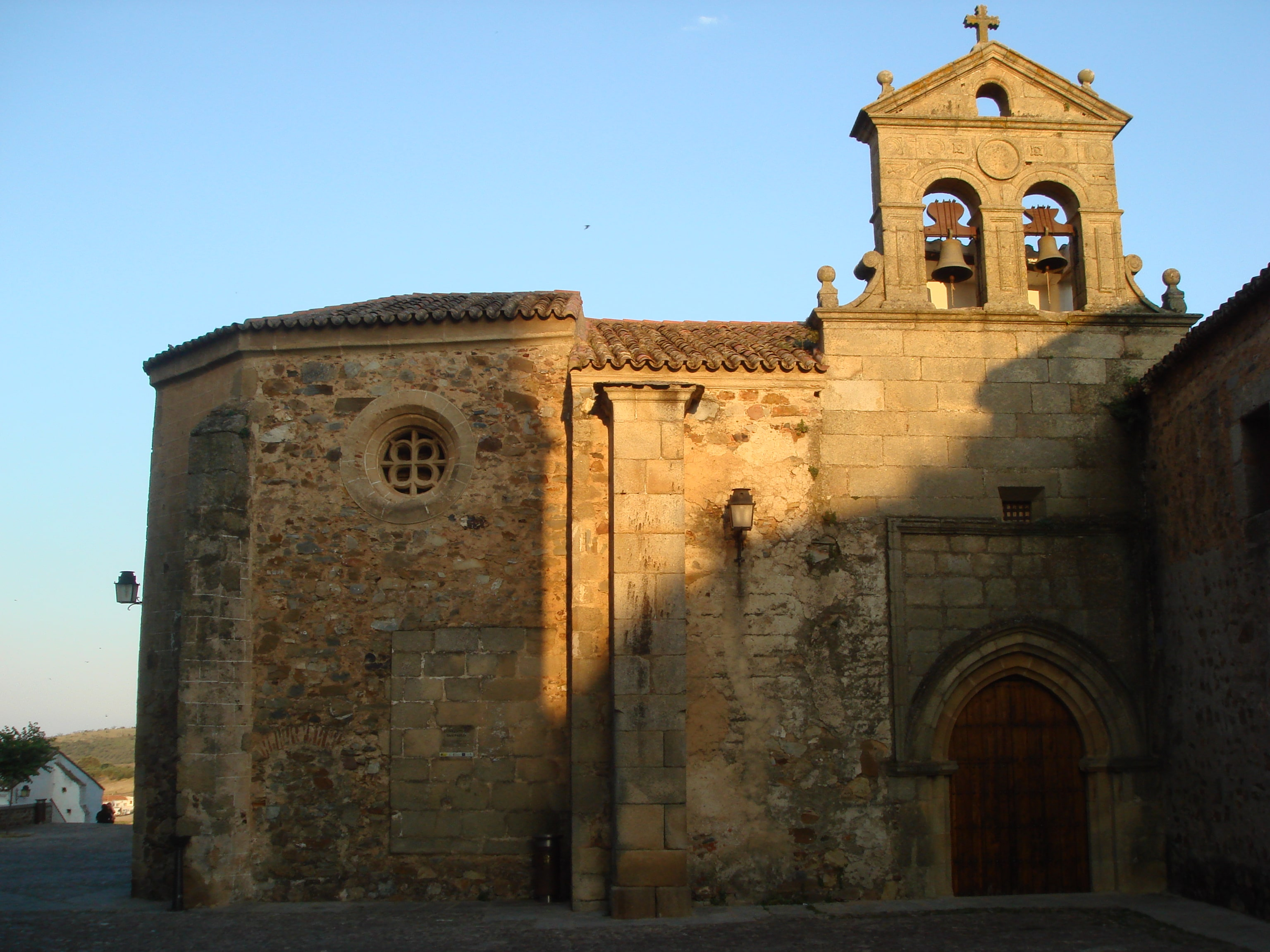 Visiting the medieval town of Cáceres is a cool thing to do in Spain