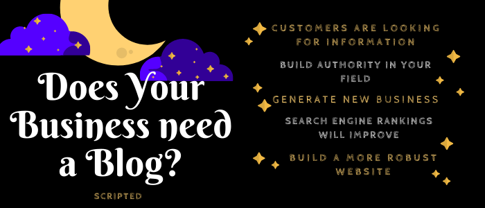 5 Reasons Your Business Needs a Blog