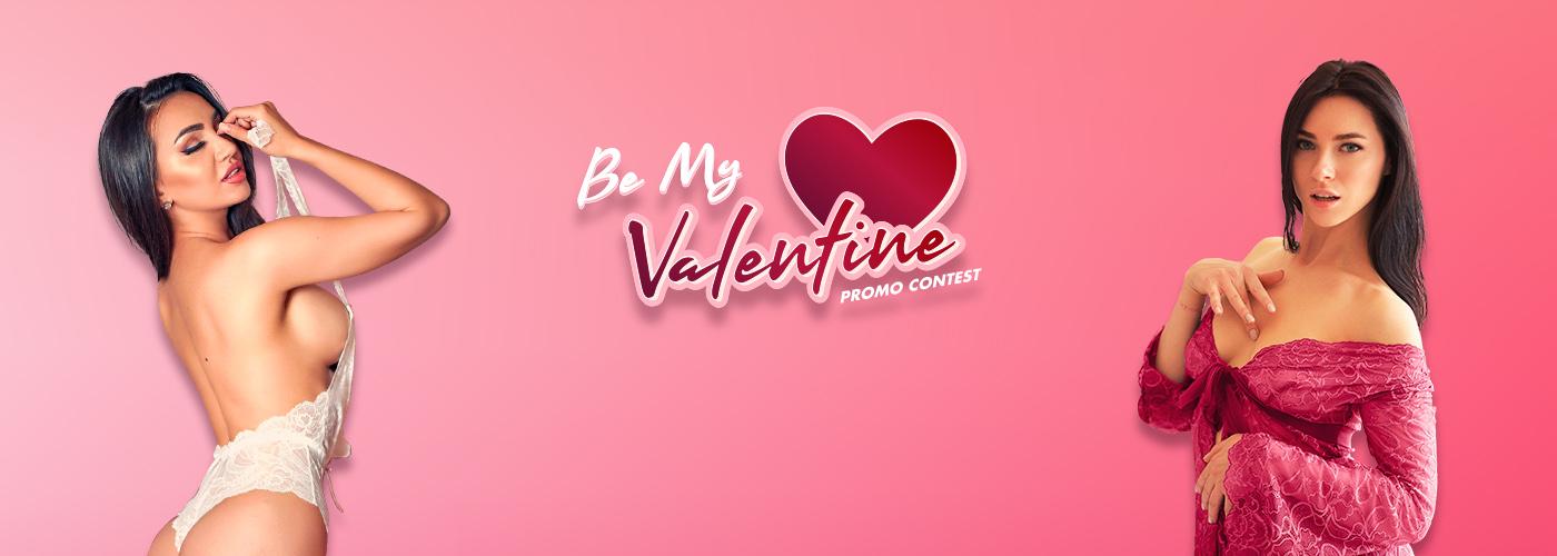 Flirt Camgirls Make Your Heart Race - Valentine's Day 2021