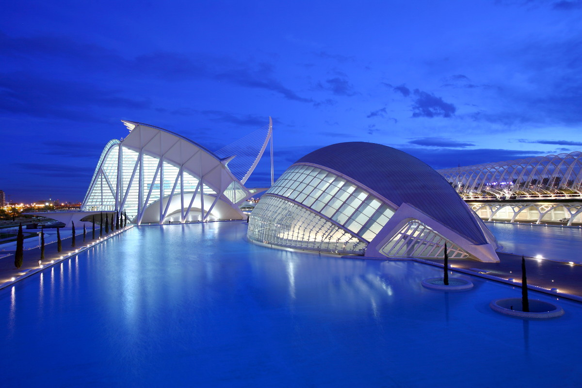 The City of Arts & Sciences