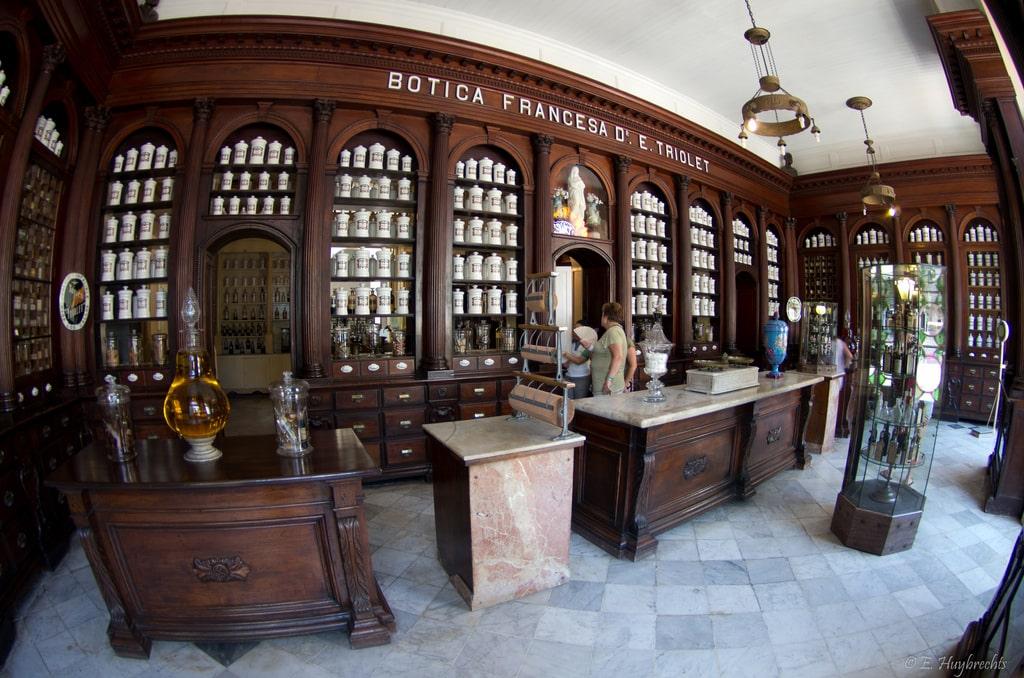 museo farmaceutico cuba