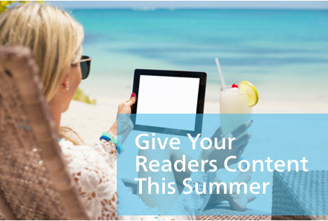 5 Ways to Keep Your Blog Going this Summer