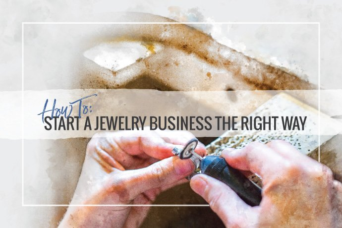 Learn how to start your new jewelry business from expert Tracy Matthews of Flourish & Thrive. Avoid feeling overwhelmed with these top tips for success.