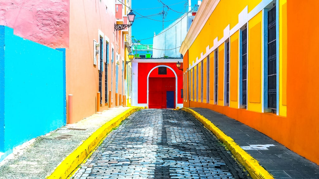Old San Juan is one of the things to add on your Puerto Rico itinerary