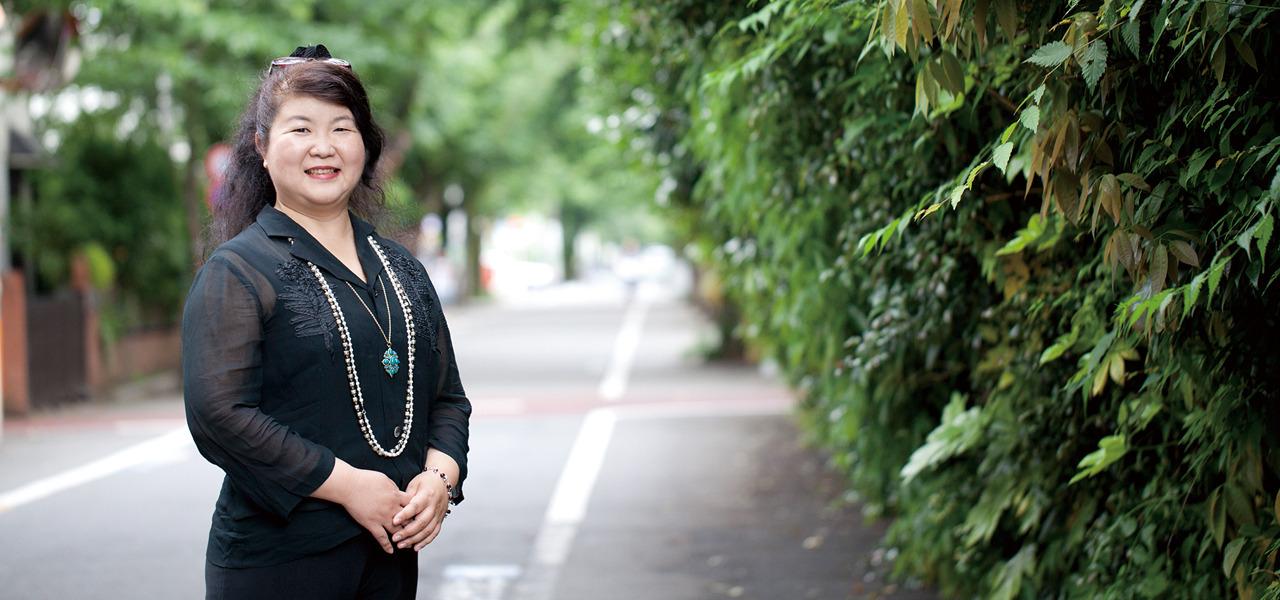 一般社団法人日本リ・ファッション協会 鈴木純子 「不用衣類のリメイク」から循環型社会の創造を目指す