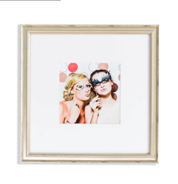 Newport Silver Instagram Mini Frame