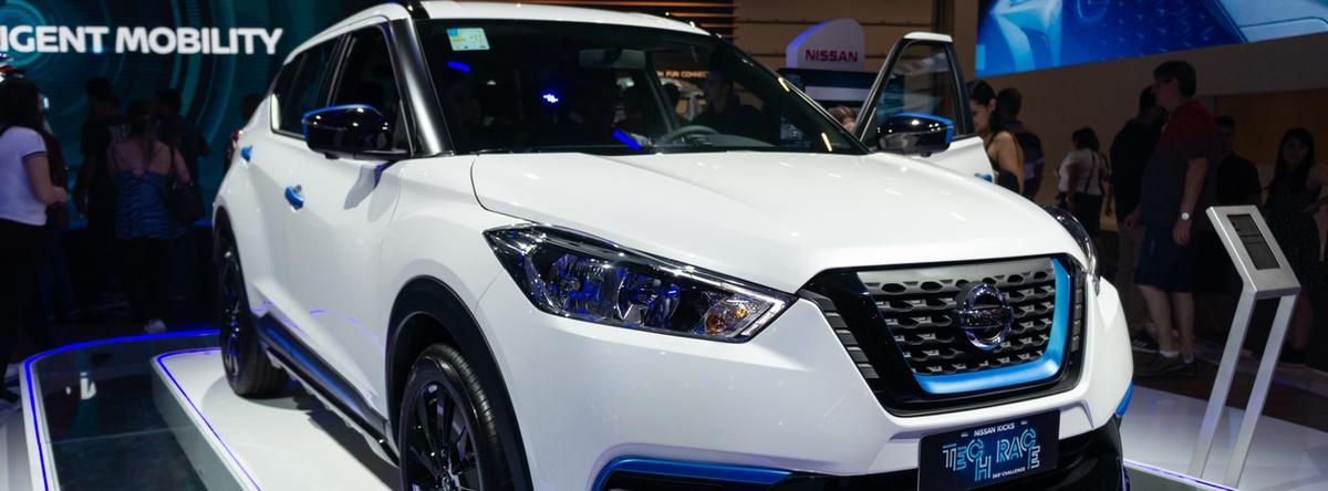 Nissan Kicks 2018 | Crossover subcompactos con interiores versátiles