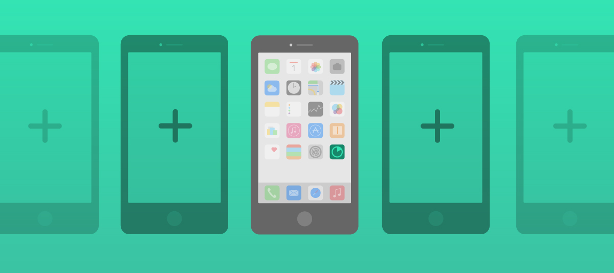 Registering iOS devices