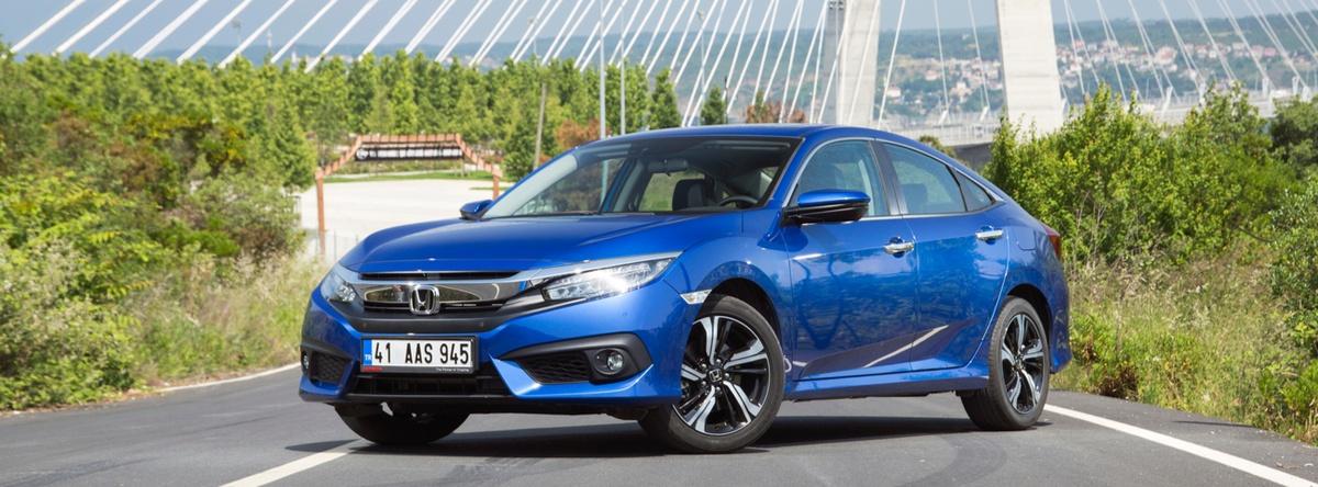 Honda Civic 2018 | Uno de los autos más importantes del mercado